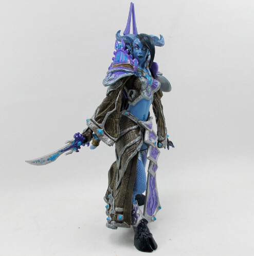 WOW WORLD SERIES 3 DRAENEI MAGE TAMUURA ACTION FIGURES TOY COLLECTION Anime Figure Da Collezione Model Toy 1