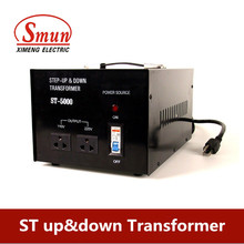 10000w home-use  220v-110v,110-220v step up&down transformer/voltage converter for juicer,refrigerator,microwave,printer.