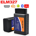 Lowest Price Elm327 Bluetooth OBD2 OBDII V2.1 Can-bus Diagnostic Interface Scanner,Black Bluetooth Elm 327 Obd 2 Car Scan Tool