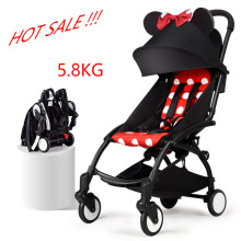 Original Lightweight Travel Baby Stroller Portable Folding Umbrella Stroller Kinderwagen Bebek Arabas Babyyoya Stroller