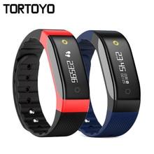 New SMA SMA07 Band Bluetooth Sensible Wristband Bracelet Coronary heart Fee Monitor Sports activities Health Monitoring Respiratory Mild for iOS Android