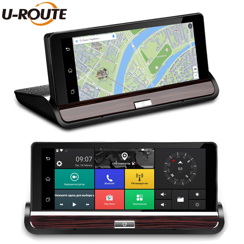 7 IPS 3G Wifi Car DVR Camera Android 5 0 GPS GPS Navigation Video Recorder Bluetooth