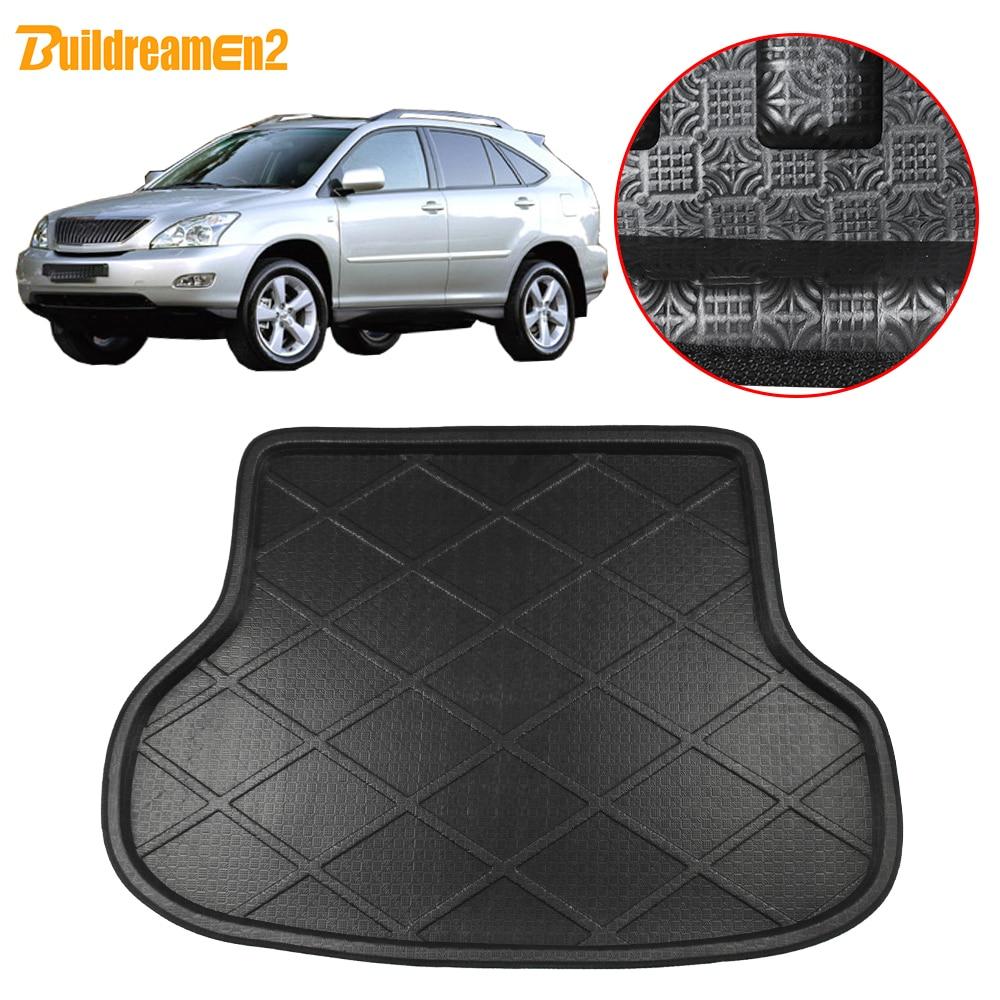 Car Rear Trunk Mat Boot Liner Cargo Floor Mat Pads For Lexus RX RX300 RX330