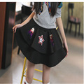 Ballerina Skirt For Girl Pettiskirt Costume Cotton Black Short Multilayer Fashion New Arrival Baby Girl Tutu Skirts For Girls