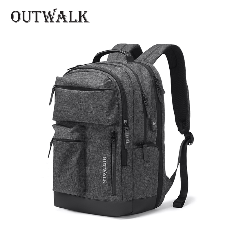 Sac à dos d'ordinateur portable multifonction USB 15 pouces pour hommes sacs à dos d'ordinateur portable pour sacs d'école-in Sacs à dos from Baggages et sacs    1
