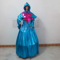 Cinderella Fairy godmother cosplay costume for adult women Cinderella godmother costume godmother dress