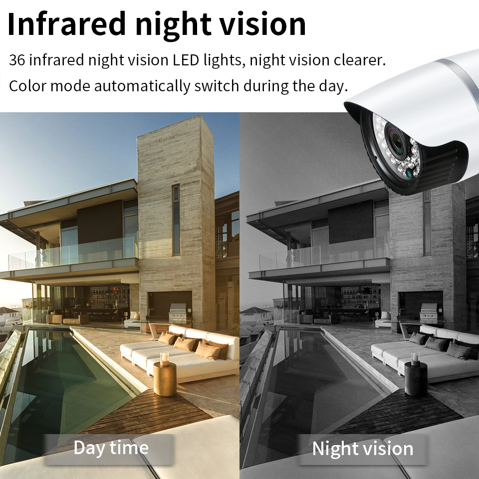 Video Surveillance Zsvedio Surveillance Cameras Ip Camera Onvif 960p Wi Fi Outside Network Wireless Motion Detection Email Alarm 1.3mp Camera Cctv Surveillance Cameras