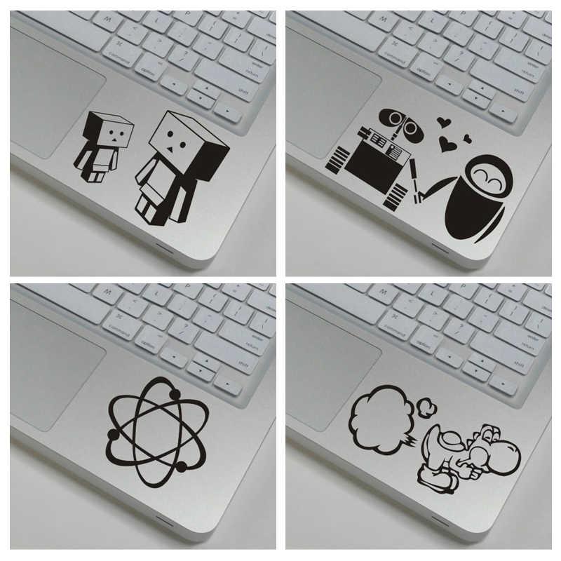 Drôle ordinateur portable partiel vinyle autocollants pour Macbook Pro 13 Retina Air 13 tablette ordinateur portable autocollant Touc hp ad décalque pour Asus/hp/Xiaomi