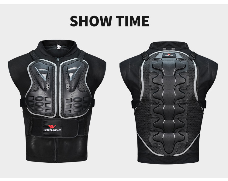 2018 Heißer Verkauf Radfahren Mountainbike Motorrad Körper Rüstung Jacke Motocross Full Body Protector Zurück Taille Racing Schutz Getriebe Jacken Motorrad-zubehör & Teile