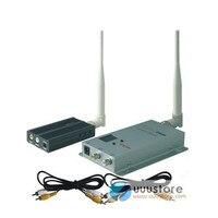 FPV системы 1.2 г 1.2 ГГц 2500 МВт 8 канальный Беспроводной tranmsitter и 12 канальный приемник профессиональный комплект zmr250 qav280 qav250 drone