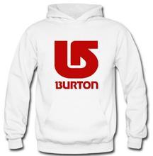 Kangaroo Pocket Winter Autumn Men Burton Logo Pinner Arrow Print Hoodies Off White Sweatshirts Women Hip Hop Hooded Sportwear