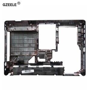"Image 2 - Gzeele 新しいレノボ thinkpad エッジ E430 E430C E435 E445 04W4156 04W4160 14.0 ""d ケース下部ケースカバー"