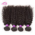 "4 Pcs Virgin Malaysian Curly Hair Bundles 8""-30""Sexy Formula Hair Malaysian Curly 100% Unprocessed Human Hair Bundles"