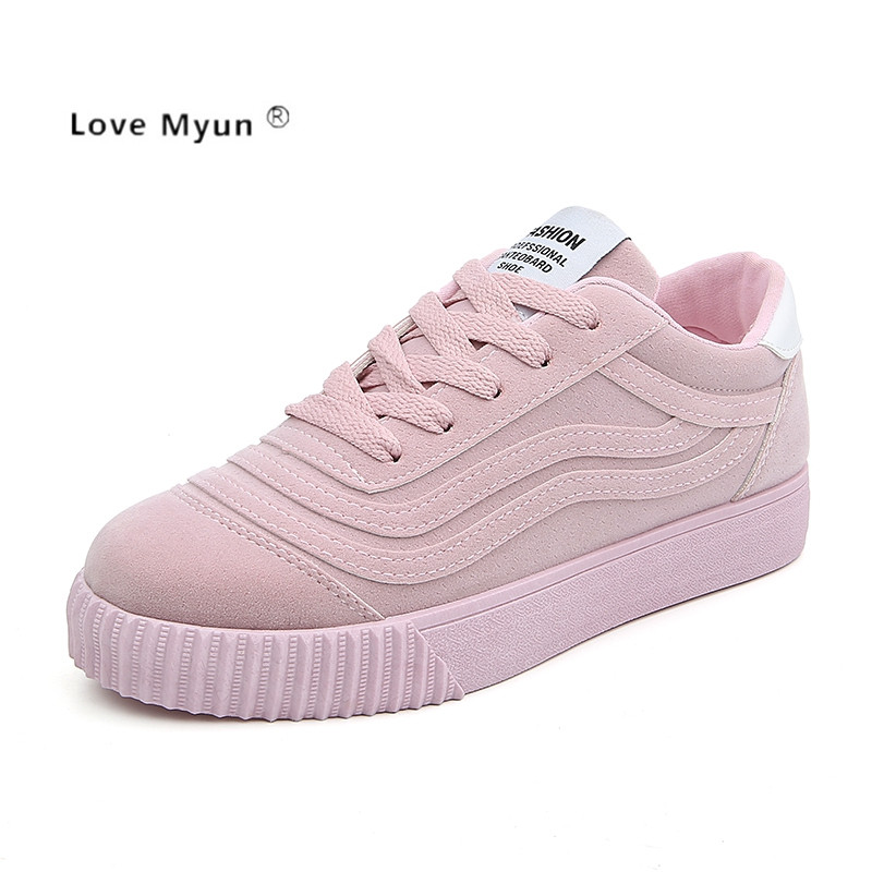 2017 Spring and Autumn new women s shoes all casual shoes with flat shoes zapatos mujer