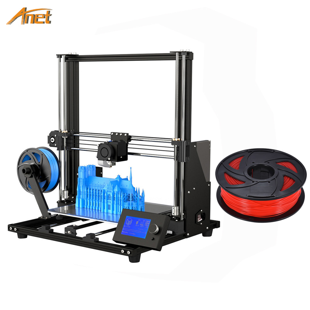 Anet A8 A6 A2 High Precision Desktop 3D Printer Kit I3 DIY Kit Printer 3D