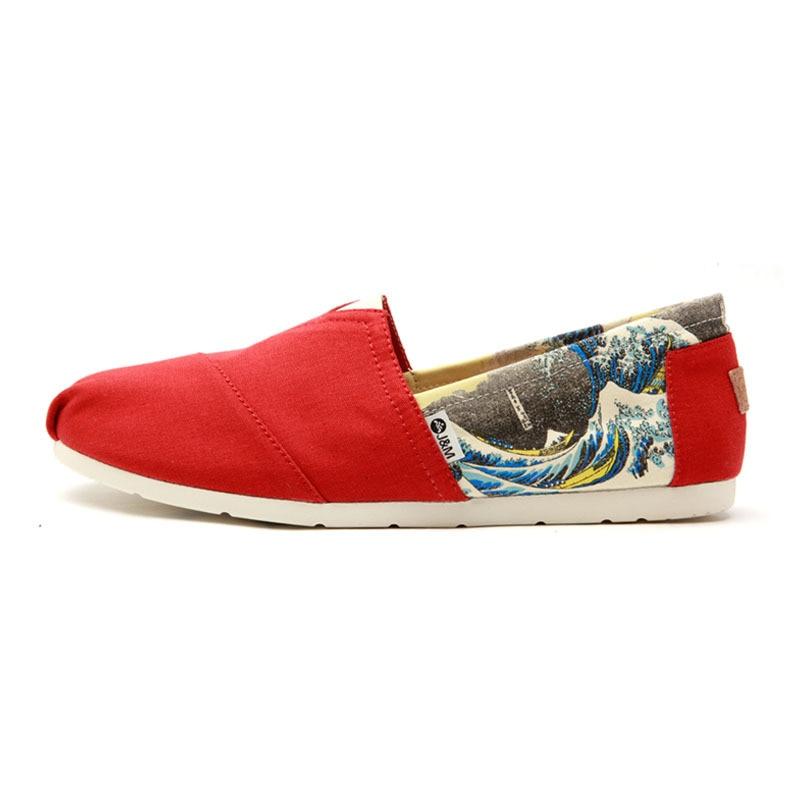 j&m slip on shoes