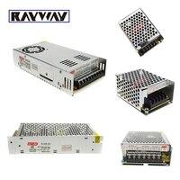 Metal LED Güç anahtarı Sert bar hafif DC 12 V Güç kaynağı 5A 10A 20A led şerit ışık için LED güç kaynağı gerilimi transformers