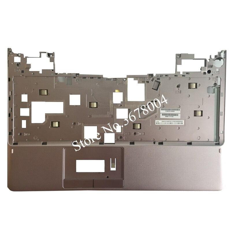 NEW laptop upper case c shell for samsung NP350V5C NP355V5C 350V5C 355V5C 355V5X Palmrest COVER pink