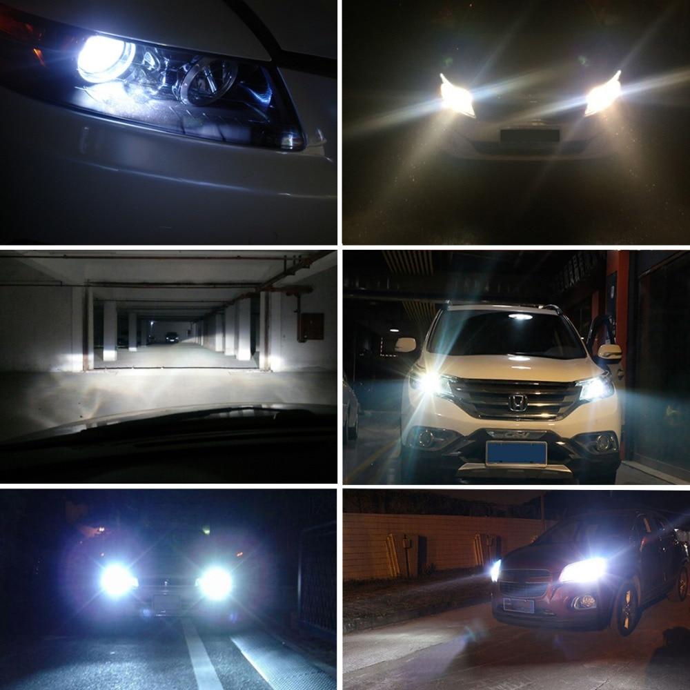 Купить с кэшбэком Safego H7 Xenon HID Conversion Kit 12V 55W AC 4300K 6000K 8000K 10000K 12000K HID Xenon Kit for Auto Car Headlight Bulbs
