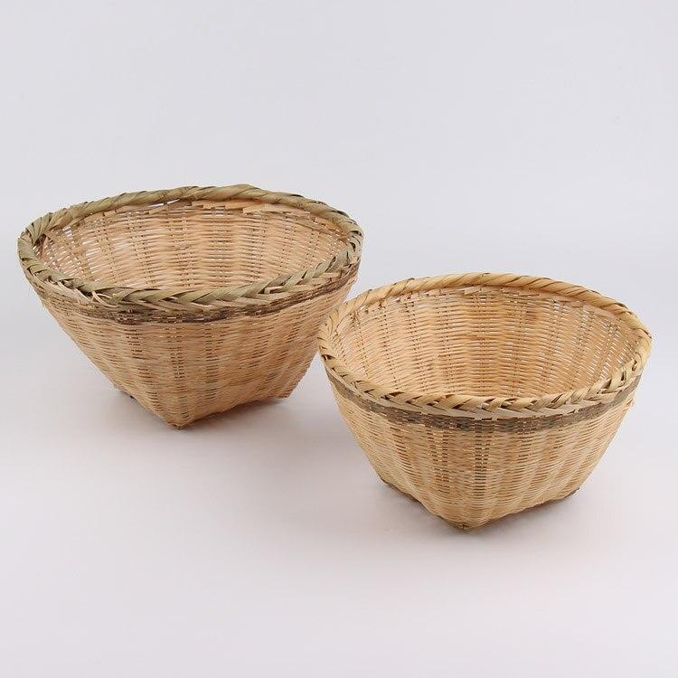 online kaufen gro handel bamboo fruit basket aus china. Black Bedroom Furniture Sets. Home Design Ideas
