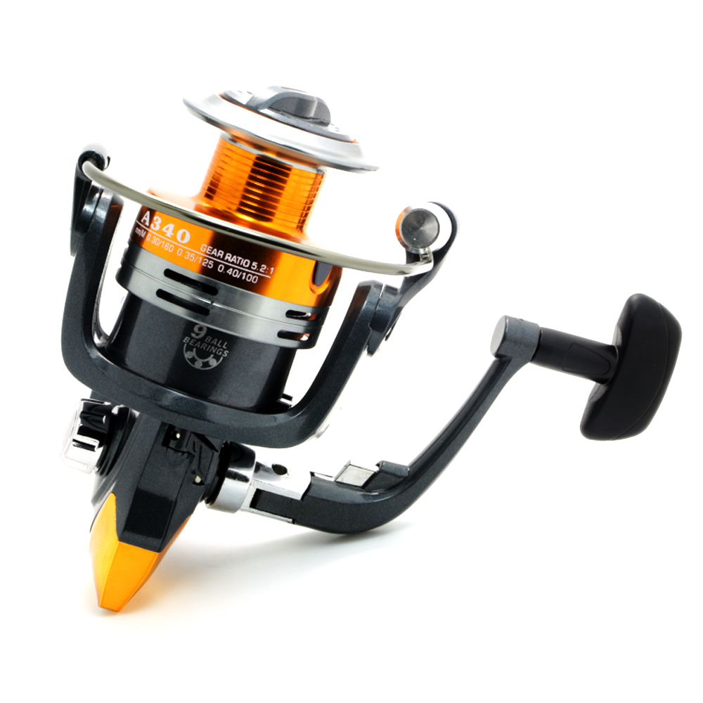 High quality fishing reel 9bb bearing balls spinning reel for Discount fishing reels