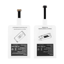 Micro USB Type A B Wireless Qi Fast Charger Charging Pad Adapter Receiver For Samsung Galaxy S7 6 Edge Galaxy Android
