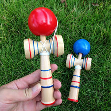 Early childhood toys Traditional Japanese Kendama game, kids toys, >3 years old