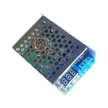 Best quality 10A 300W DC-DC adjustable step-down power supply module with housing for Arduino