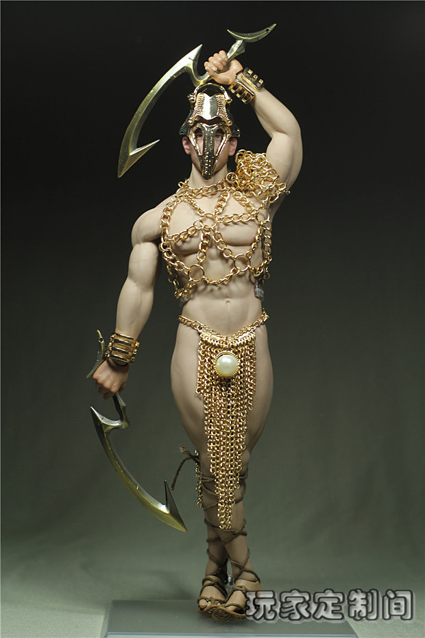 1/6 scale figure doll Accessory Metal clothes for Phicen male Seamless body doll ,Not included body;head;shoes; weapon 17C3708 1 6 scale figure doll plastic model seamless body with metal skeleton female samurai tomoe 12 action figure collectible figure