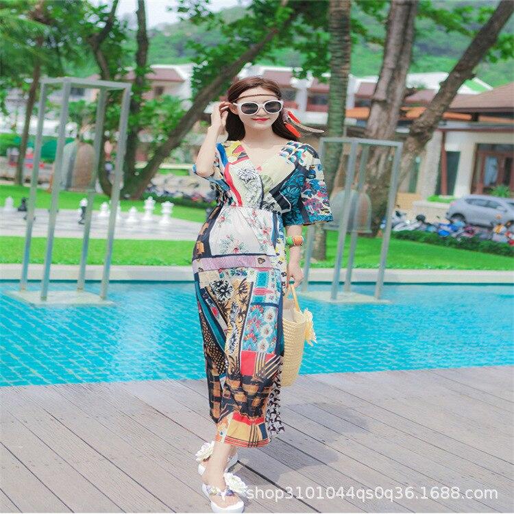 DH3138 мода осень Для женщин Сплошной вечерние платье короткий рукав o-образным вырезом Повседневное платье трапециевидной формы Для женщин п...