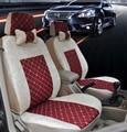 (Apenas 2 frente) Universal tampas de assento do carro Para Lifan X60 X50 320 330 520 620 630 720 acessórios do carro estilo do carro