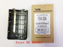 FBA-25A battery case box for YAESU /VERTEX STANDARD FT60R,VX168,VX160,VX418,VX410,VX120,VX127,VX428HX370S,HX270 Freeshipping