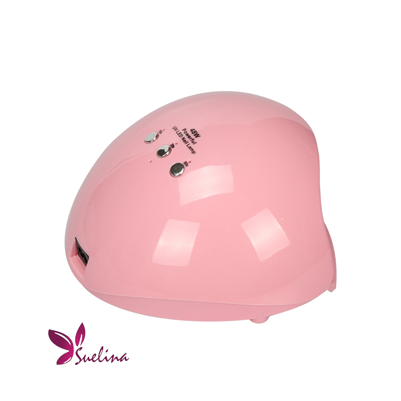 Suelina Nail Dryer&FREE SHIPPING SUN5-48w UV Led Lamp Nails Dryer Gel Polish Machine For Curing Nail Art Tools 10S Quickly Dry  melodysusie 12w lamp nail for nail polish gel fast dry curing nail tools black white pink 2 colors nail dryer free shipping