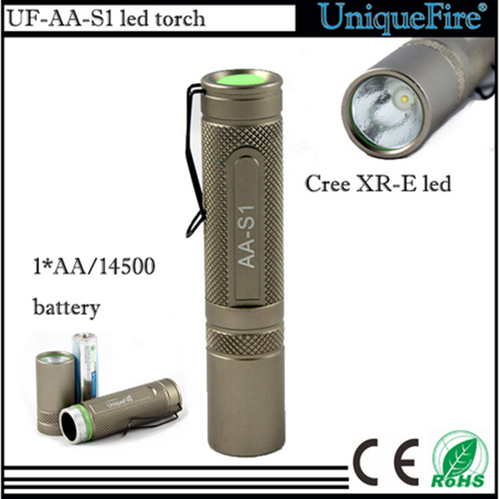 Portable Mini Penlight Cree XRE LED Flashlight Torch Pocket Light 3 Switch Modes Outdoor Camping Light For 14500/AA Battery free shipping cree led flashlight 3 modes zoomable torch penlight flashlight portable lighting