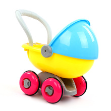 baby stroller walker toy anti-rollover learning standing walking baby trolley multi-function with music  learning walking toy c foldable baby learning multifunctional baby walker with 6 wheels anti rollover walker car walking assistant music light 7 18 m