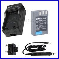 Battery + Charger for Nikon EN EL9, EN EL9a, EN EL9E, MH 23 and Nikon D3000, D40, D40x, D5000, D60 Digital SLR Camera