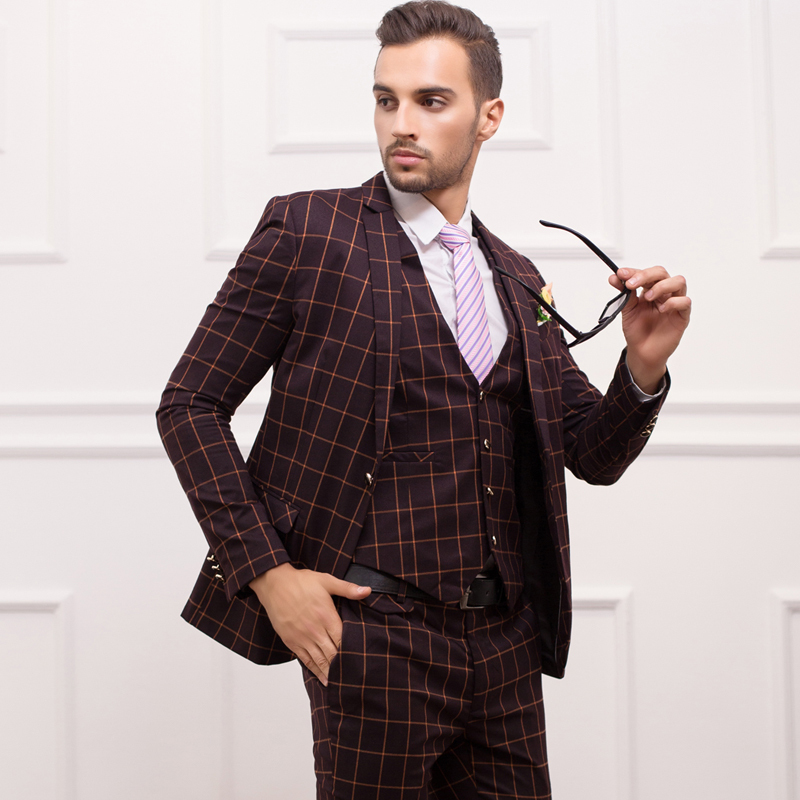 Aliexpress.com : Buy 2015 New Spring Fashion Suits Men's British ...