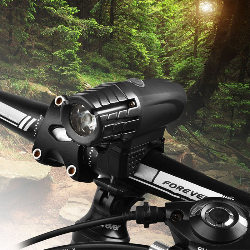 Cycling Led Light Bike Light Front Handlebar Bicycle Flashlight Headlight LW071002
