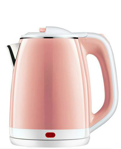 цена Electric kettle 304 stainless steel kettles home cooking automatic blackouts Safety Auto-Off Function