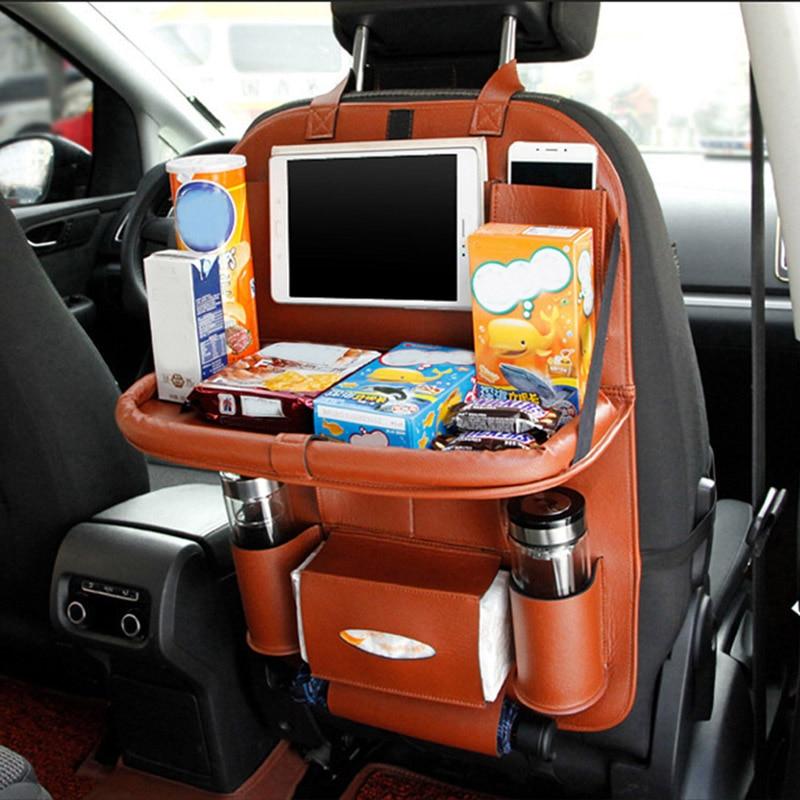 Kids Car Organizer Stroller Travel Bag Multifunction Auto Car Back ...