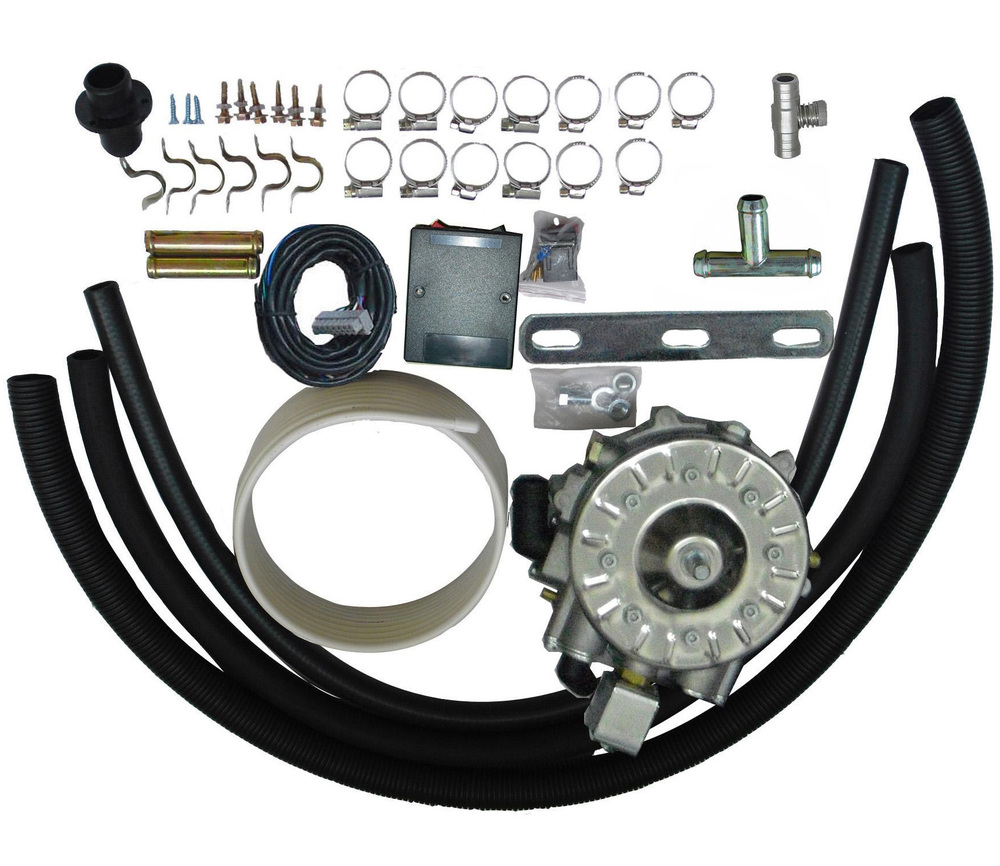 LPG Propane Conversion Kit Dual Fuel System for Diesel Engine Vehicles|Fuel Inject. Controls & Parts| |  - title=