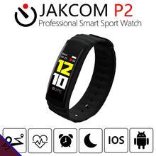 JAKCOM P2 Profissional Inteligente Relógio Do Esporte venda Quente em Atividade Inteligente rastreador Rastreadores como site inglês usb ttl olho