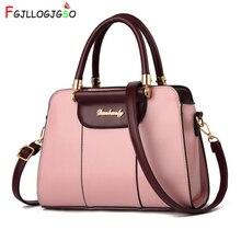 FGJLLOGJGSO 2019 Fashion Womens shoulder bag PU leather totes purses Female leather messenger crossbody bags Ladies handbags