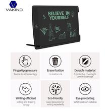 VAKIND 1pcs 12 Inch LCD Writing Tablet Digital Drawing Tablet with Pen Portable Electronic Tablet Board Writing Note Pad