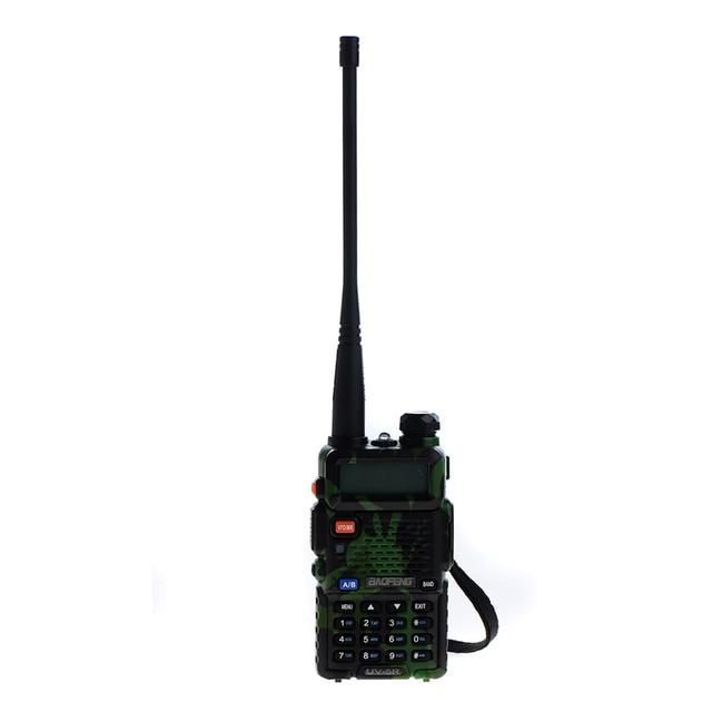 1Pcs Walkie Talkie Baofeng UV-5R UV-8HX 8W VHF UHF Ham Radio Pmr Walk Talk Sister Pofeng UV-B5 With Antenna VHJ77 T0.4