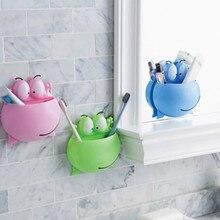 Новое поступление, полка для ванной комнаты, крючок с совой, кухонный стикер, крючок, пластиковая стойка для зубных щеток, мультяшная розетка, держатель крючка, Товары для ванной