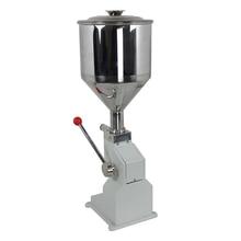 Manual de Máquina de Enchimento de Creme, Máquina de Enchimento do atolamento de morango (5-50 ml)