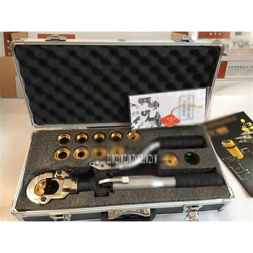 460mm Hydraulic Crimping Tool Hydraulic Compression Tool HT-300 Range 16-300mm2 Maximum pressure 60KN ,Aluminum alloy lock box