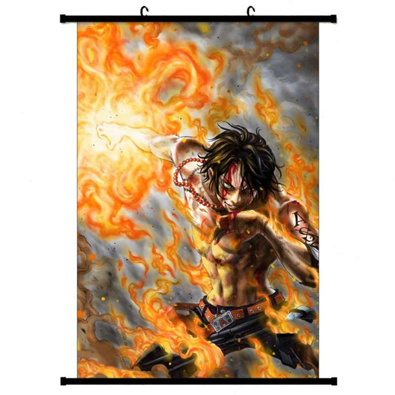 One Piece Anime manga wall Poster Scroll 2019