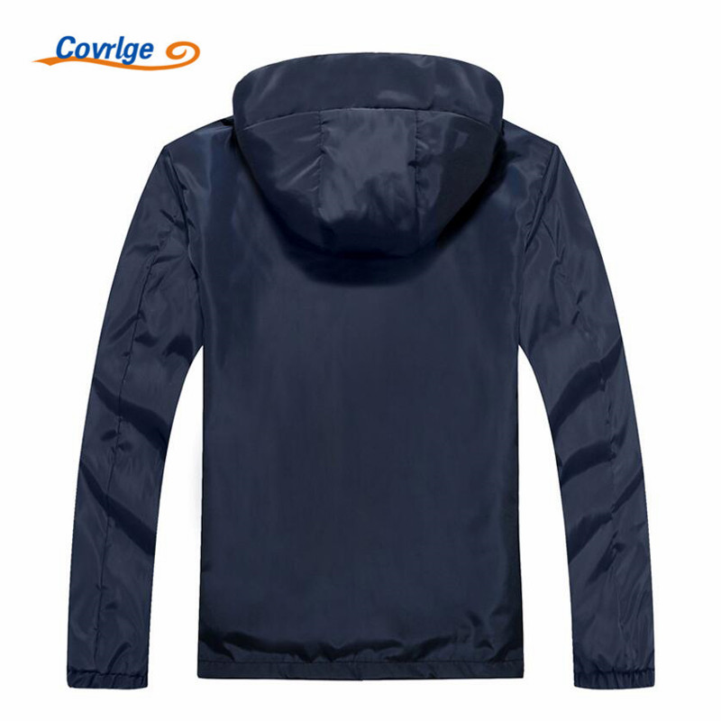 Covrlge Mens Jackets and Coats 2017 New Male Retro reflective ...